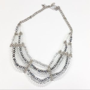 Charming Charlie   Multi Strand Necklace